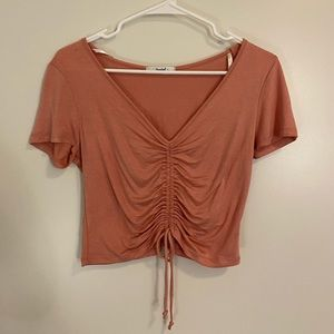 Tops - Pink Cropped